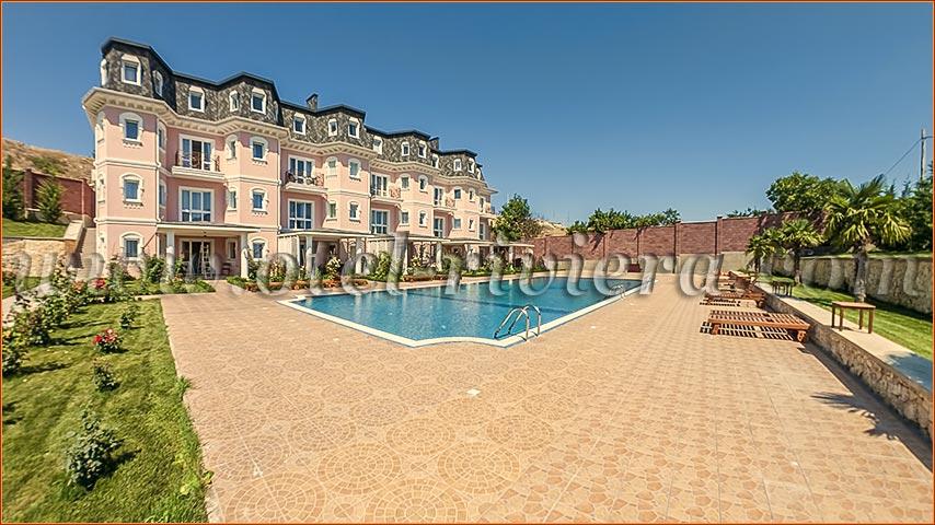 Отль Ривьера - Севастополь